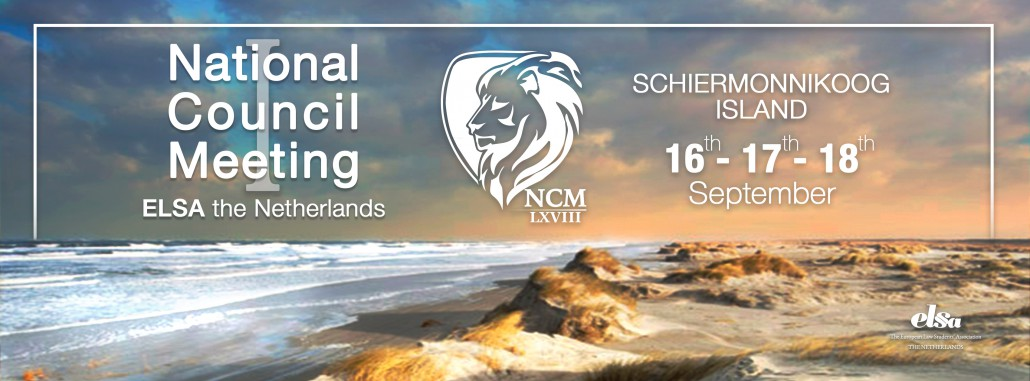 68th NCM of ELSA the Netherlands